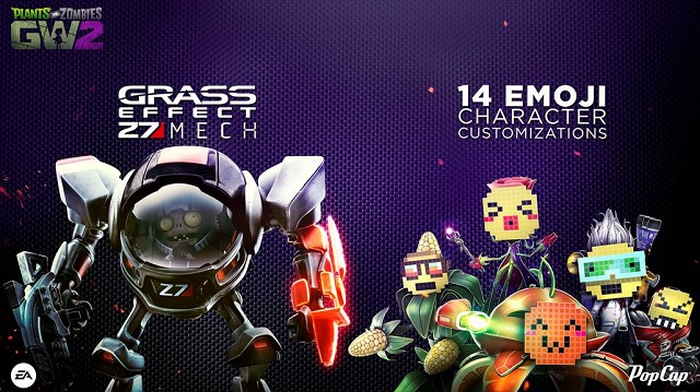 Plants vs. Zombies Garden Warfare 2 is coming early and bringing mechs with it