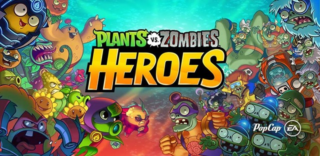 Plants vs. Zombies Heroes unleashed on mobile