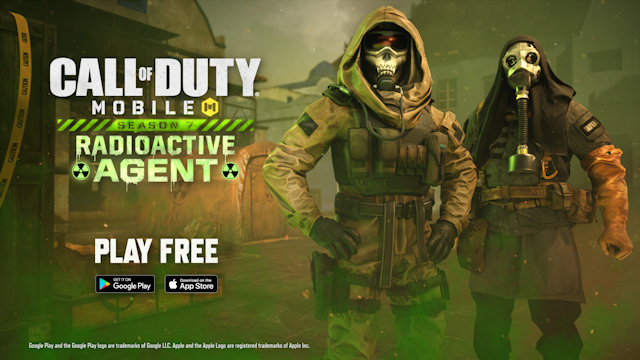 Call of Duty: Mobile gets radioactive