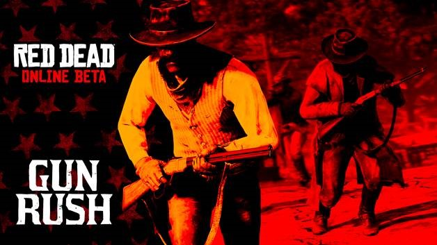 Red Dead Online adds Gun Rush