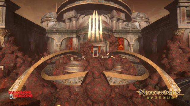 Neverwinter opens the doors of The Redeemed Citadel
