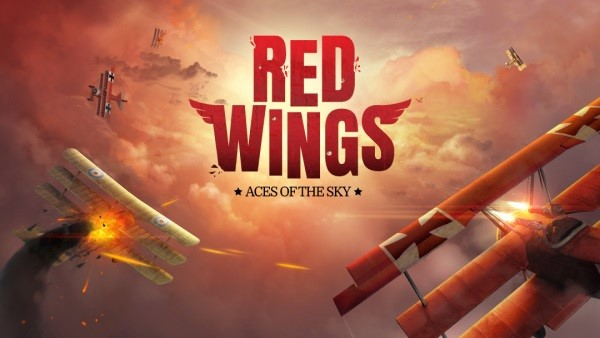 Red Wings: Aces of the Sky takes flight