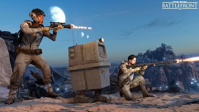 More Star Wars Battlefront modes revealed