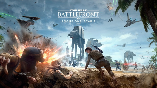 Star Wars Battlefront Rogue One: Scarif release date set