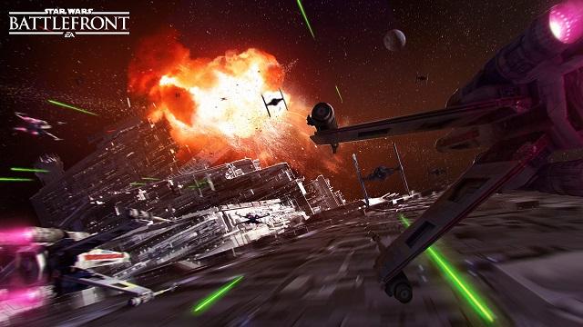 Battle Station mode for Star Wars Battlefront revealed