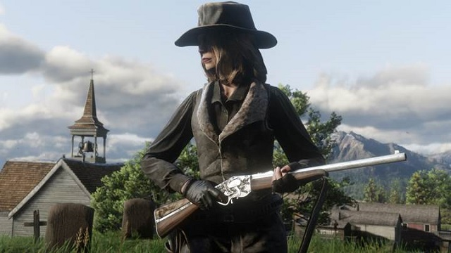 Red Dead Online Beta update adds some fool's gold and a repeater
