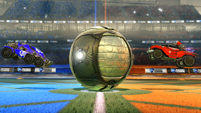 Rocket League headed to the Xbox One