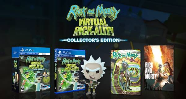 Rick and Morty: Virtual Rick-ality now a reality on PlayStation Virtual Reality