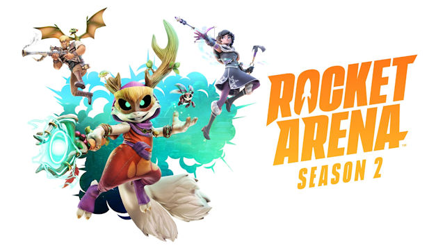 Rocket Arena season two ready for launch