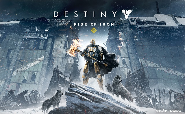 Rise of Iron expansion for Destiny launching in September