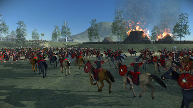 Total War: Rome getting remastered in April