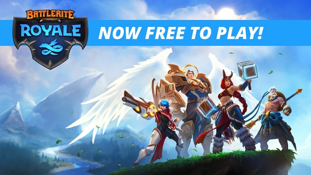 Battlerite Royale launches as a free-to-play game