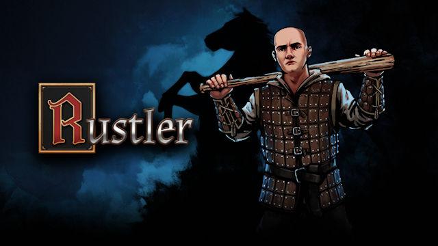 Rustler rides into release