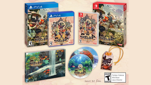 Divine Edition of Sakuna: Of Rice and Ruin revealed