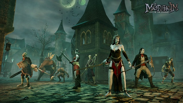 Undead Warband unleashed on Mordheim: City of the Damned