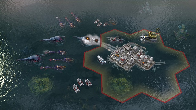 The tide is rising in Civilization: Beyond Earth