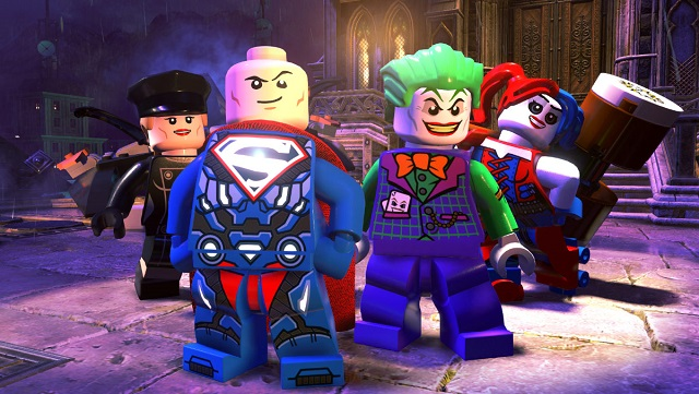 LEGO DC Super-Villains announced