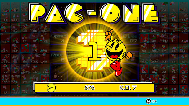 PAC-MAN 99 chomps onto Switch today