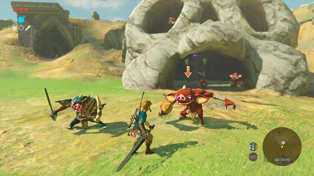 Nintendo reveals new The Legend of Zelda: Breath of the Wild details at E3 2016