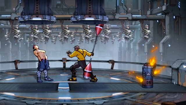 A nightmare is coming to Streets of Rage 4