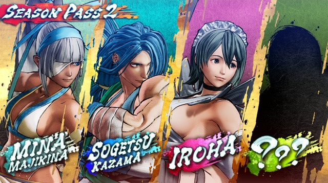 Samurai Shodown Season 2 roster revealed
