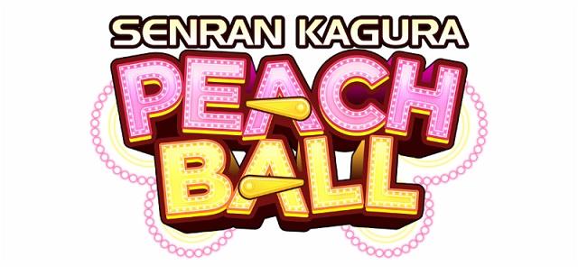 Senran Kagura Peach Ball flipping onto Switch