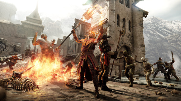 Play Warhammer: Vermintide 2 for free this weekend