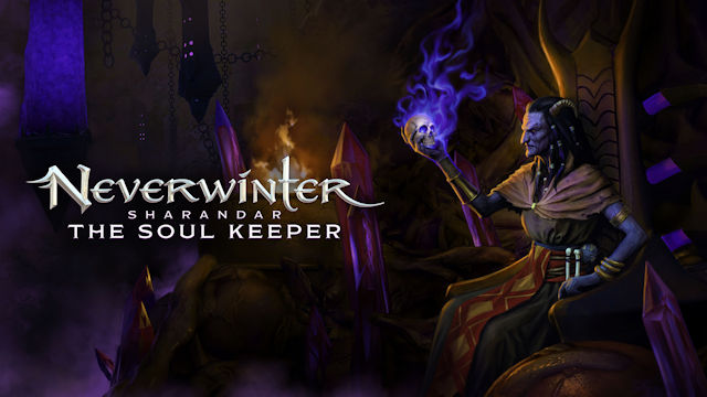 The Soul Keeper arrives in Neverwinter