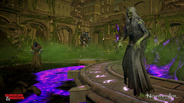 Neverwinter releases conclusion of Sharandar module