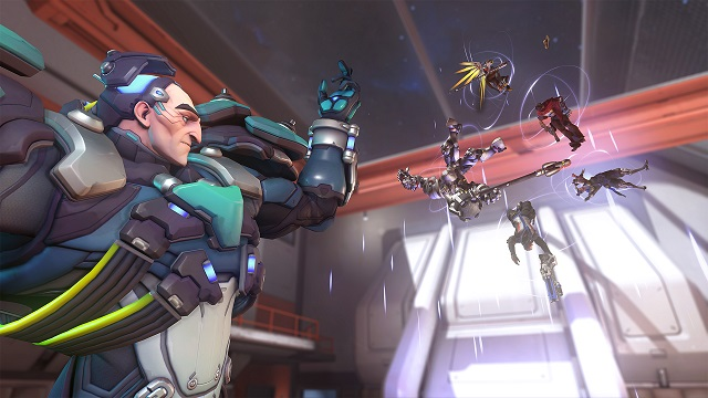 Overwatch rolls out Role Queue and Sigma