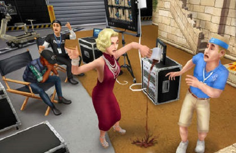The Sims are now starring in the movies