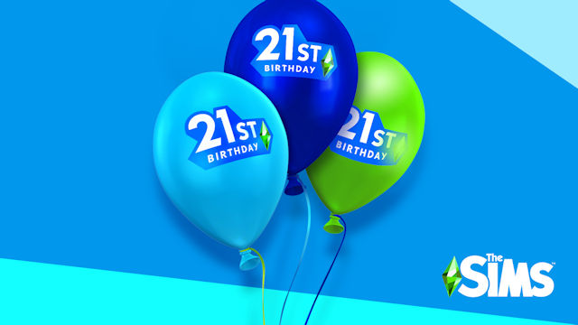 The Sims celebrates 21st birthday with gifts for you