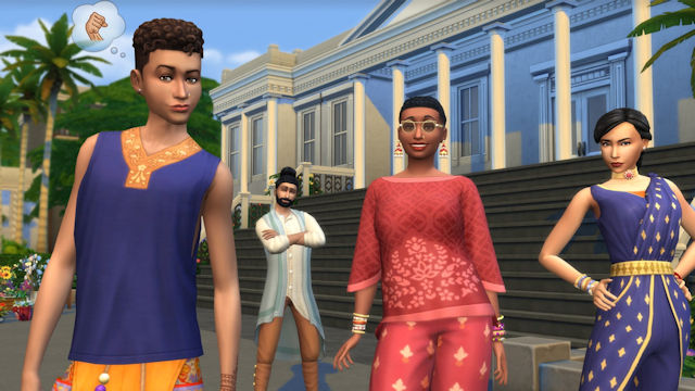 The Sims 4 maps out Season of Selves