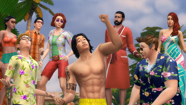 The Sims 4 now in stores