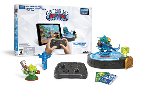 Skylanders Trap Team launches TrapAndPlaySweeps contest
