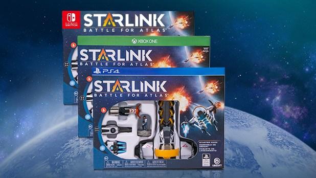 Starlink: Battle for Atlas release date revealed