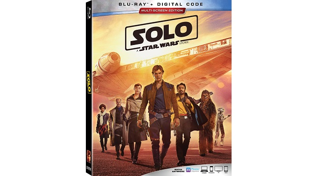 Solo: A Star Wars Story comes home in September