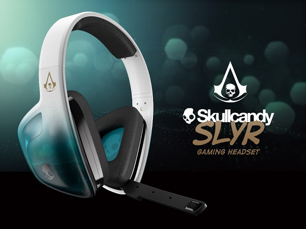 Skullcandy launches Assassin's Creed IV gaming headset