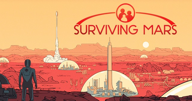 Surviving Mars launch date set