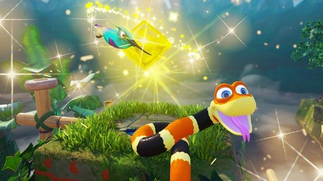 Snake Pass slithering into release in March