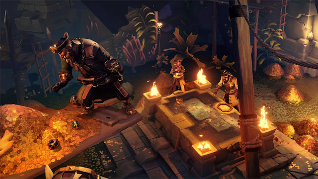 Sea of Thieves opens Vaults of the Ancients