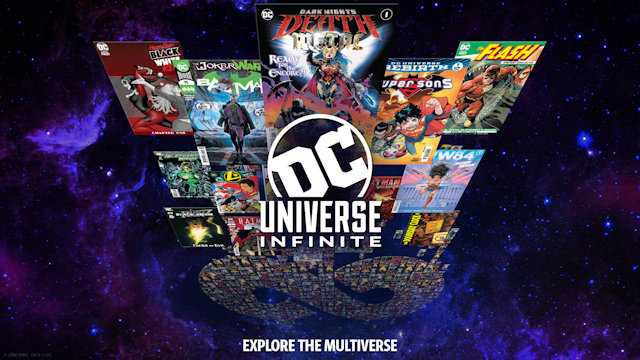 DC Comics launching digital comic subscription service