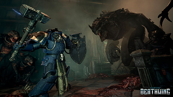 Space Hulk: Deathwing gets new deployment date