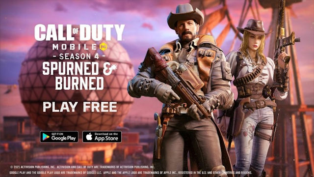 Call of Duty: Mobile headed out West