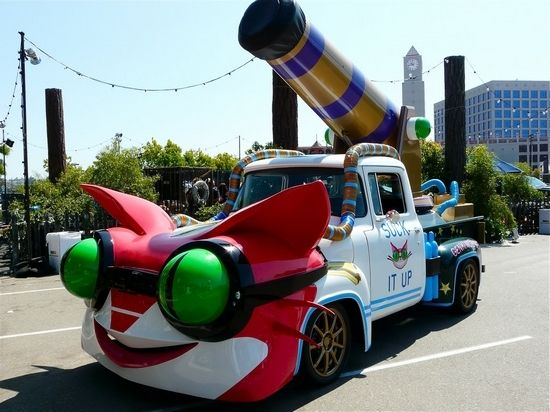 You can own real-life Genki Mobile from Saints Row the Third