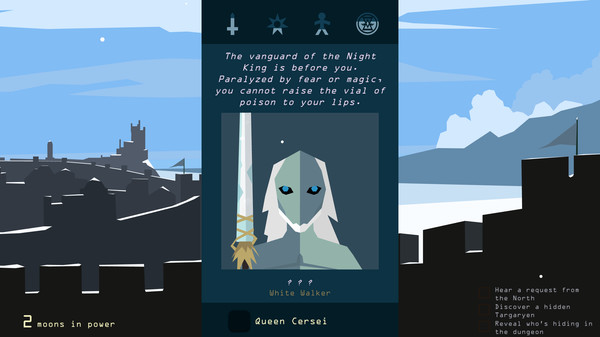 Reigns to play the Game of Thrones