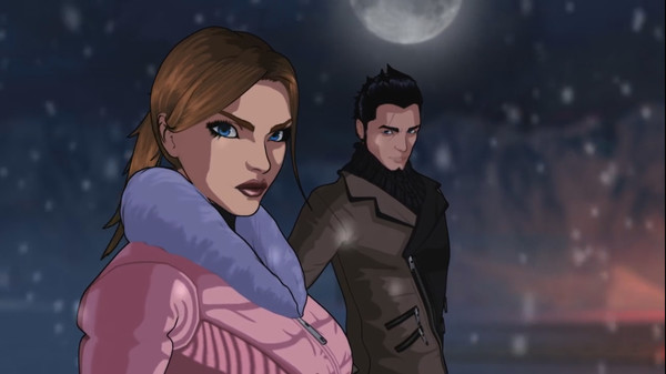 Fear Effect Sedna unleashed
