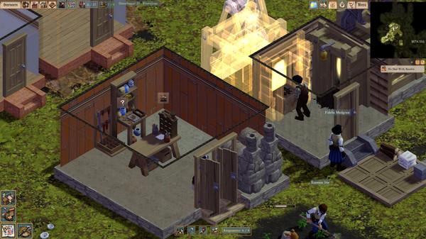 Clockwork Empires winds into Steam release