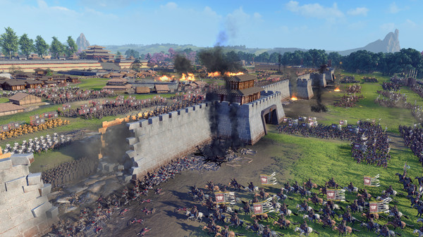 Total War: Three Kingdoms now available