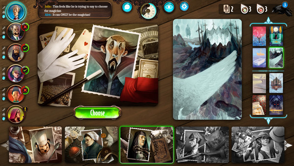 Mysterium jumps from table top to mobile